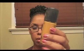 Revlon ColorStay Foundation VS. Mac Pro Longwear Review