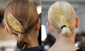New York Fashion Week, Fall 2011: Aveda at Jason Wu
