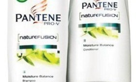 Pantene Bottles Use Plant-Based Plastic