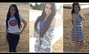 Bethany Mota Spring Collection | Macbarbie07 Lookbook #bethanymotacollection