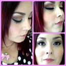 Sweet Heart Look using Please Me by MAC