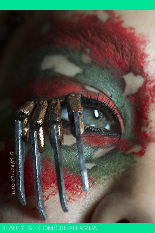 Freddy s coming for you cris a s crisalexmua photo