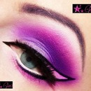 Pink attaack with crazy liner