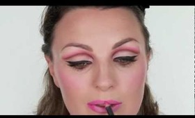 BARBIE 80s MAKE-UP