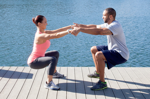 5-Move Partner Workout