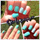 Supercute nailart