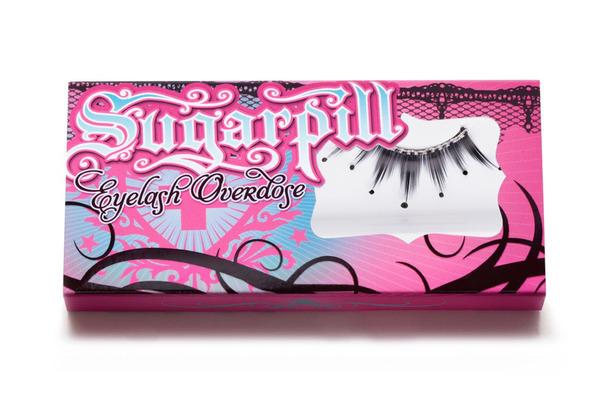 Sugarpill's New Faux Lashes Are Super Glam