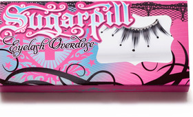 Sugarpill's New Faux Lashes Are Super Glam
