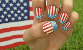 If Michelle Obama Can Paint Her Nails for America, We Can Too