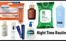 Update Night Time Routine For Oily/Acne Prone Skin