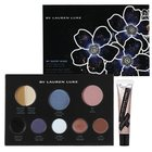By Lauren Luke My Sultry Blues and My Glossy Lips Complete Makeup Palette for Eyes, Cheeks and Lips