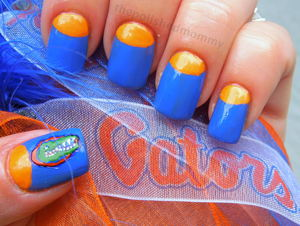 Full blog post: http://www.thepolishedmommy.com/2012/08/game-time-gators-vs-bowling-green.html