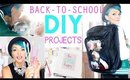 Fun Back To School DIY Projects