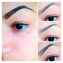 Step By Step Brow Shaping