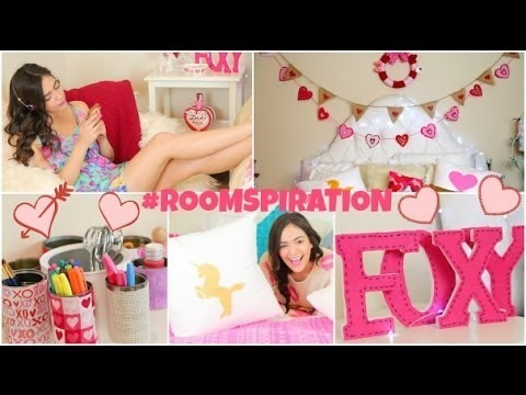 Diy room decorations for valentine 39 s day more bethany for Valentines room decor