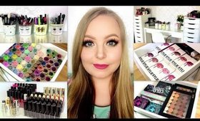 MAKEUP COLLECTION 2016 | GlitterGirlC