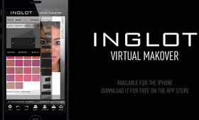 Get App-y: We Try Inglot's Virtual Makeover App