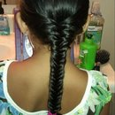 Long Hair EatFish Braid