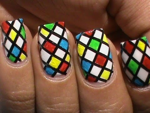 Nail Polish Designs Easy at