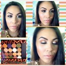 Spring Makeup Tutorial: Coral, Orange, & Peach
