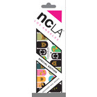 NCLA Nail Wrap Collection Melody Ehsani