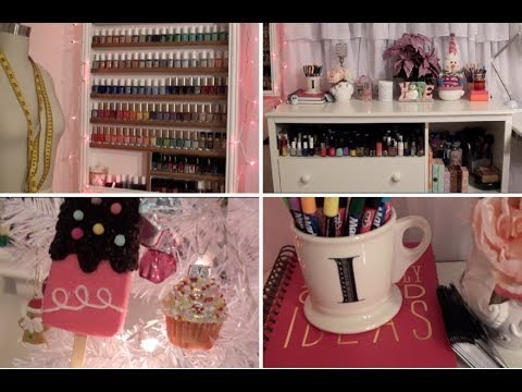 My Makeup Room Tour Dulce Candy Dulce Candy Video