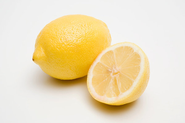 Recipes for Beauty: Lemons