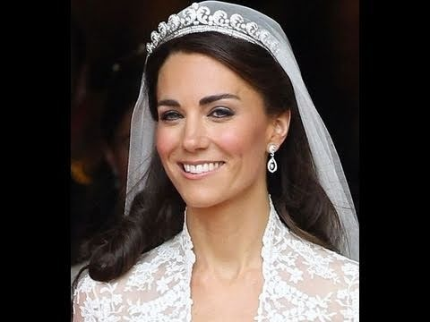 Must See Kate Middleton Hair Tutorial (Wedding How To) pursebuzz Video Beautylish