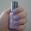 Sally Hanson Hard as Nails Xtreme Wear in Lacey Lilac