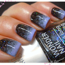 IsaDora Bella Vita/ Black Galaxy Gradient