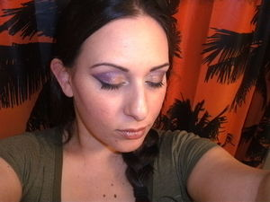 Face of the Day, 10-23-11 - Check out my blog for list of products used! http://missdawn1012.blogspot.com