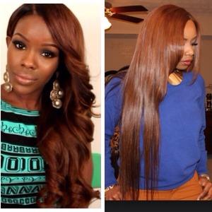 Cinnamon/honey brown hair? Yay or nay? | Beautylish