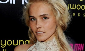 Young Hollywood Awards Hair: Isabel Lucas