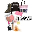 I•LOVE BEAUTY TAG!