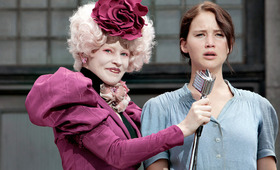 "Hair Secrets From ""The Hunger Games"""
