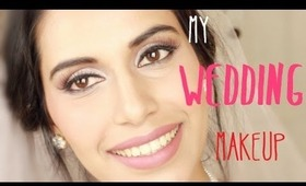 PHOTOGENIC WEDDING MAKEUP TUTORIAL ♥ Waterproof / Tear Proof / Smudge Proof Bridal Makeup