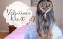 Valentine's Braided Heart