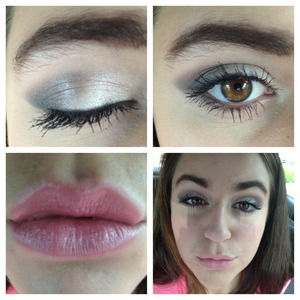 Day or night look from the naked and naked 2 palettes