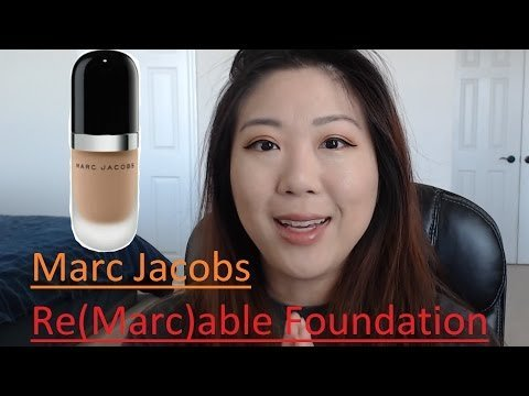 Gemi Reviews Marc Jacobs Remarcable Foundation Gemi N Video