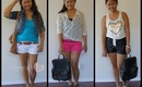 Style File - School Outfits - Shorts