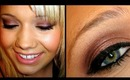 Mila Kunis Inspired Fall Makeup Tutorial