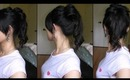 Queen Bee Cascading Waterfall Updo