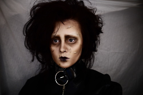 Edward Scissorhands Emma P 39 S Emmapickles Photo Beautylish