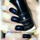 Blue&Glitter Twilight Nailpolish