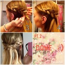 Pancake Braid Tutorial Pt.2