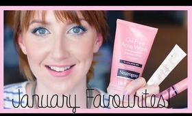 JANUARY BEAUTY FAVORITES 2014