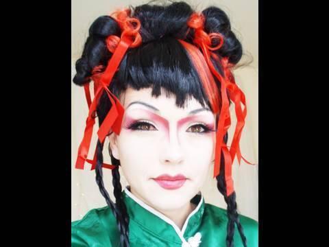 Pretty Fun Geisha Costume