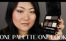 ONE PALETTE ONE LOOK - DIOR CELEBRATION PALETTE MAKEUP TUTORIAL FOR ASIAN MONOLID