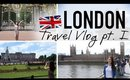TEVITIL (The Euro-Vlogs I Thought I Lost) - London, England | Cerinebabyyish