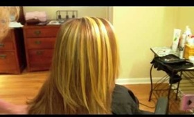How to do Thick, Chunky Highlights with Foils